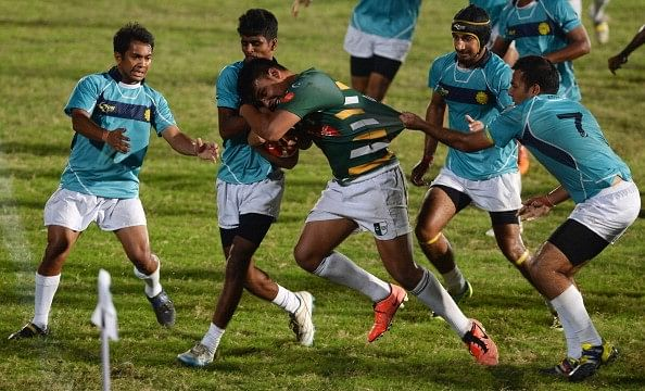 Popularity of rugby on the rise in India