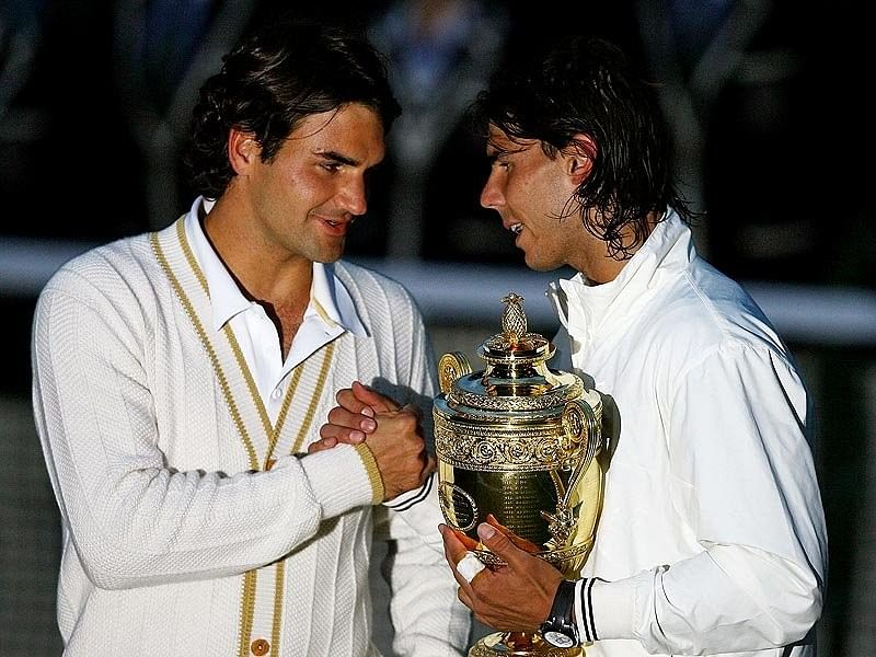 Video: Reliving Federer - Nadal's epic rallies on grass