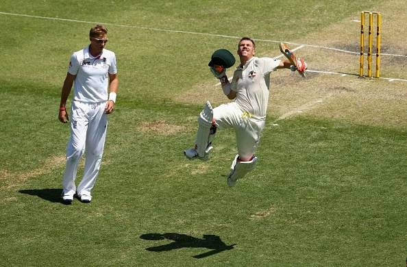 David Warner and Joe Root talk about their 2013 bar brawl; racial allegations emerge
