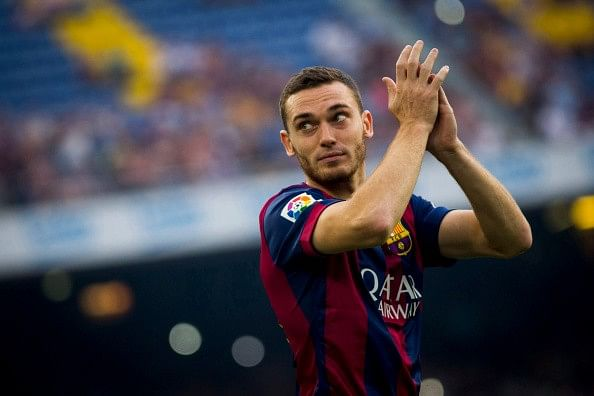 Barcelona defender Vermaelen eager to prove himself after 'terrible' first season