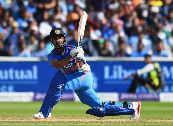 The race to be India's new ODI No.5