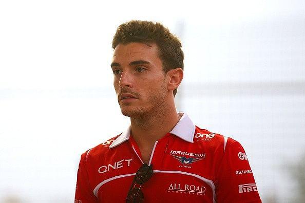 Jules Bianchi passes away