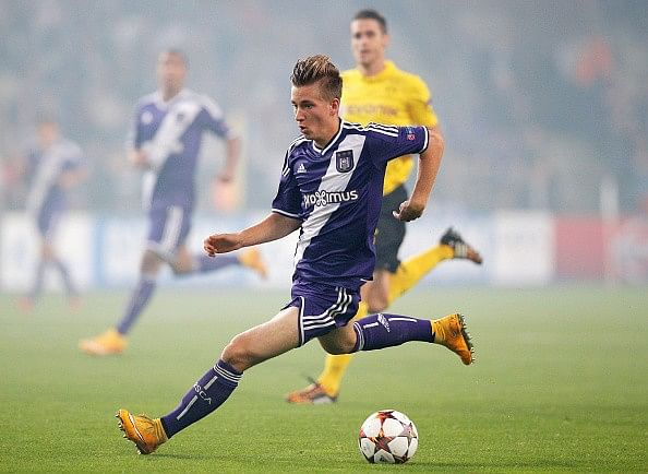 Dennis Praet: Why the Anderlecht star is on the radar of Arsenal and Aston Villa