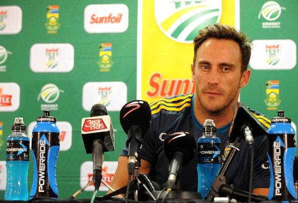 IPL contributed to Proteas' success in subcontinent: Faf du Plessis