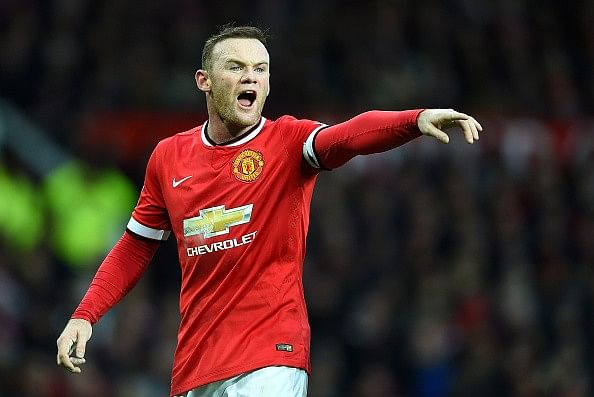 Manchester United's Wayne Rooney set to play as a central striker again next season