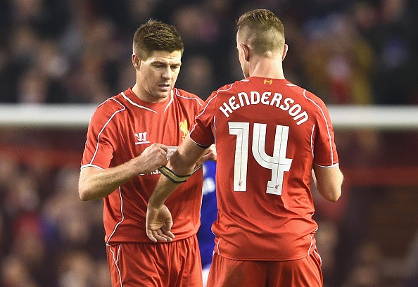Liverpool's new captain Jordan Henderson ready to step into the shoes of Steven Gerrard