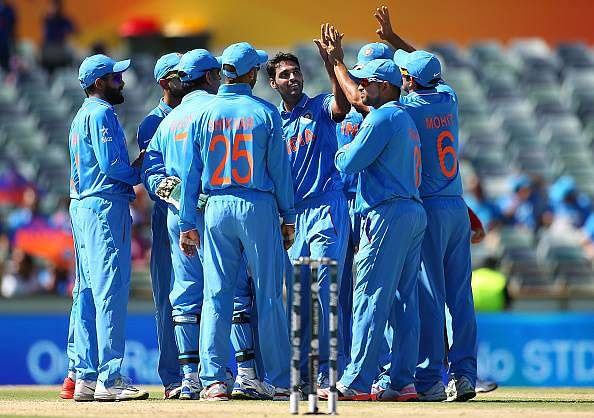 Three permanent spots up for grabs on India\'s tour of Zimbabwe