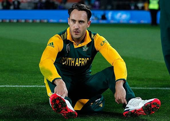 South Africa T20 captain Faf du Plessis welcomes new no-ball rule