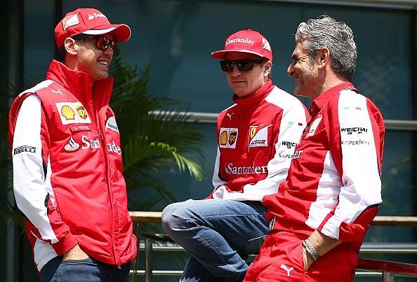 Kimi's potential exit from Ferrari: of his own making?