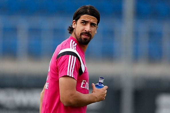 Juventus at par with Real Madrid: Sami Khedira