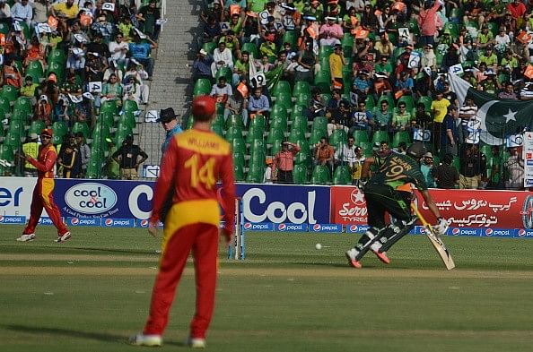 Reports: Pakistan's tour of Zimbabwe called off to protect Champions Trophy spot