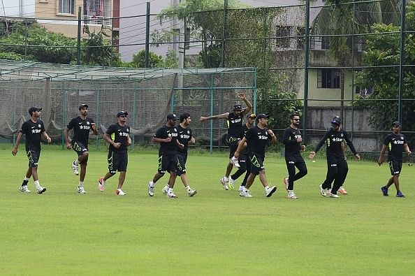 BCCI stresses on standard of fitness