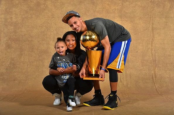Stephen Curry's wife Ayesha gives birth to baby daughter