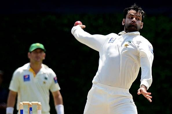 Mohammad Hafeez set to undergo bowling action test again