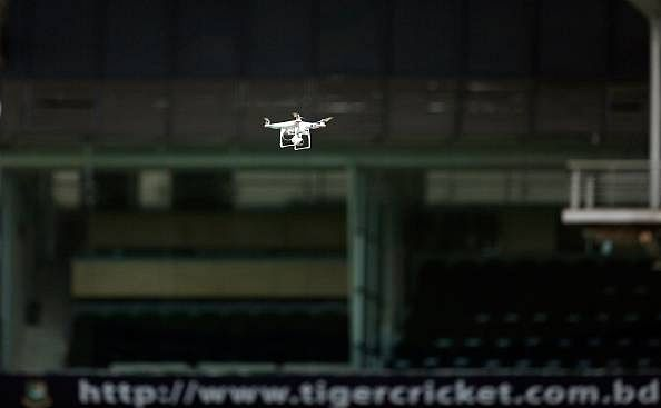 South Africa's cricket team apologises to Bangladesh military for using drone during practice