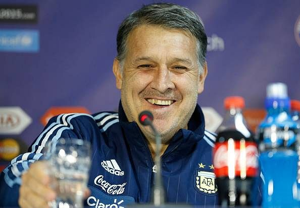 Gerardo Martino expects Argentina to spoil Chile's party in Copa America final