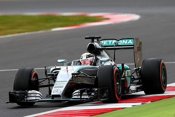 British GP 2015: Qualifying Results, Hamilton takes pole position