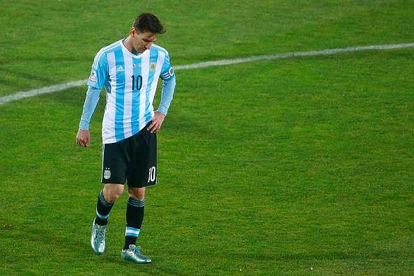 Louis van Gaal admires Lionel Messi's modesty despite his immense talent