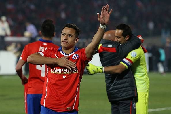 Chile complete a fairytale story as Argentina realize that favourites tag counts for nothing