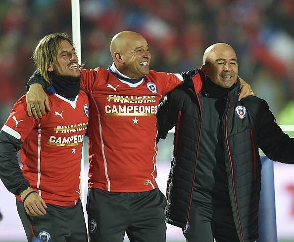 Winning penalty by Alexis Sanchez in Copa America final gave me unbelievable joy says coach Sampaoli