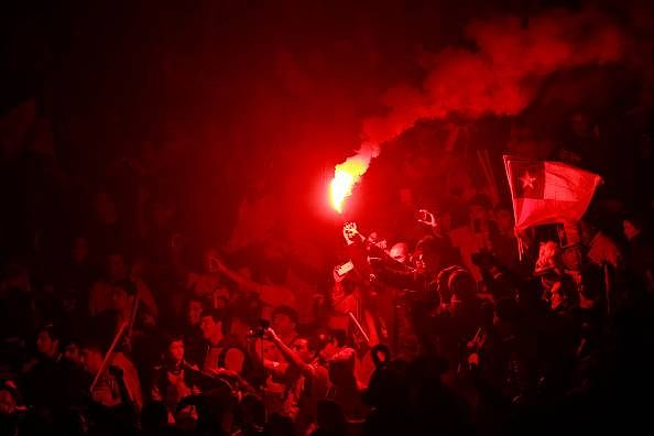 Gunshots, deaths and looting witnessed during Chile's Copa America celebrations