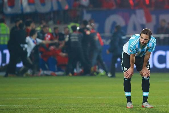 Highlights: Chile beat Argentina 4-1 on penalties to win Copa America 2015