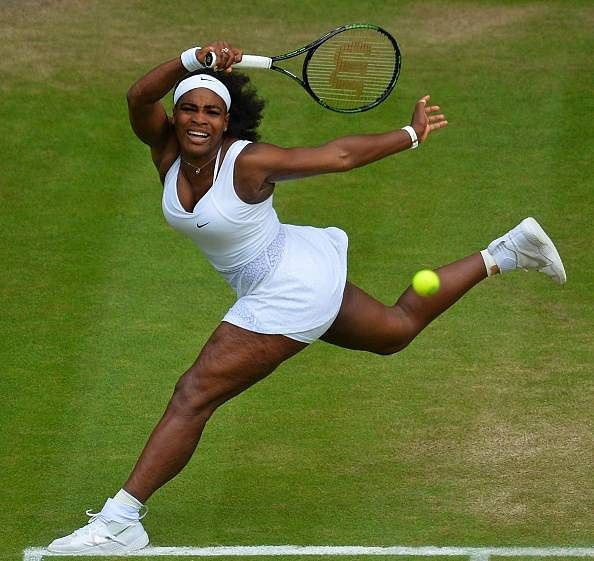 Serena, the unstoppable force