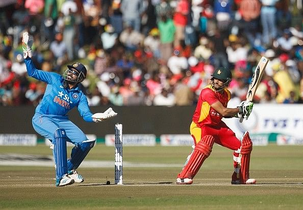 Robin Uthappa complains about Zimbabwean pitches, talks about 'second string India XI'