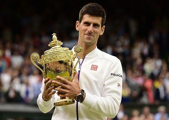 Novak Djokovic finally comes out of the Federer-Nadal shadow
