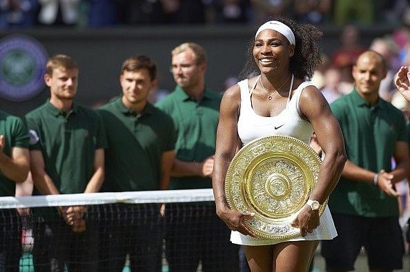 Serena Williams maintains lead in tennis rankings