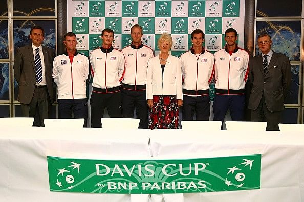 Davis Cup Preview: Great Britain Vs France