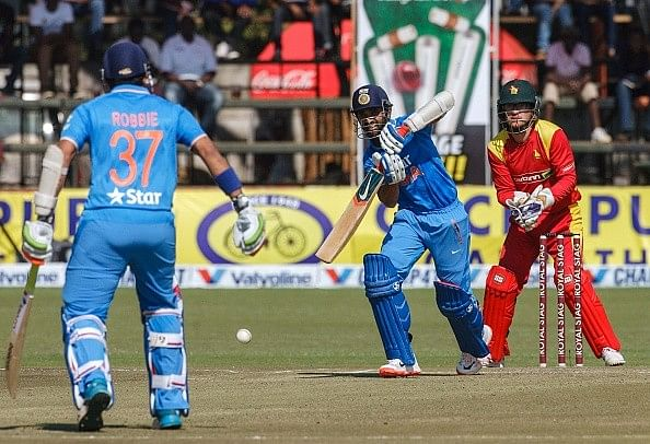 India beat Zimbabwe by 54 runs in 1st T20I against Zimbabwe
