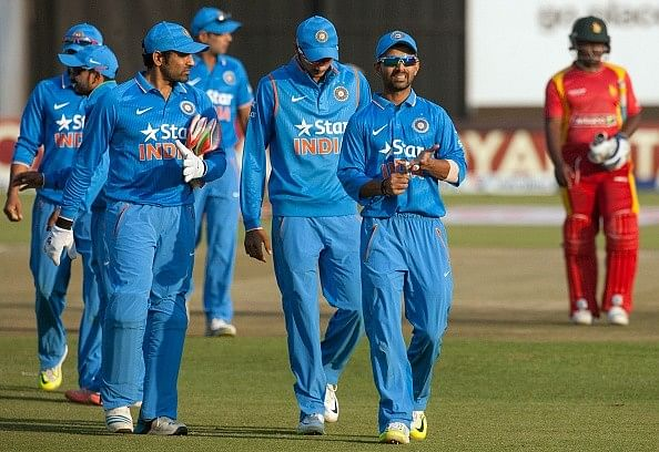 India look to end Zimbabwe tour with win (Preview)