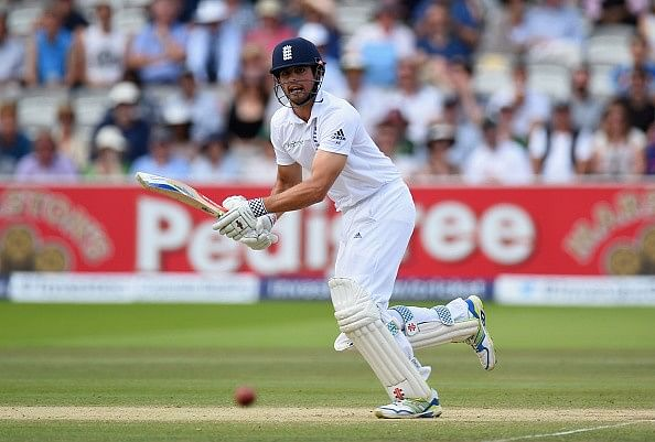 England's performance unacceptable: Alastair Cook