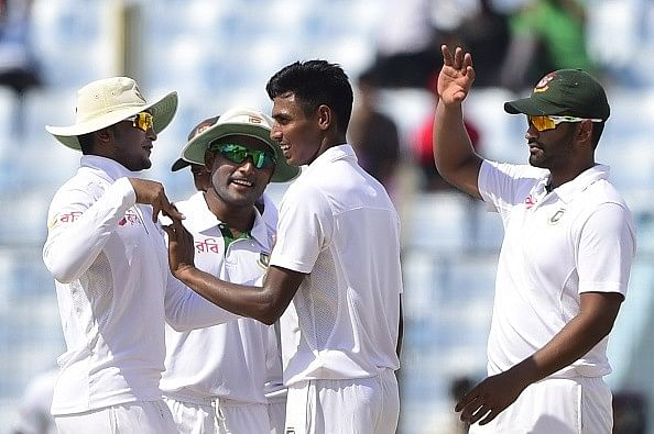 How the South African batting line-up got dismantled by the Bangladeshi bowlers