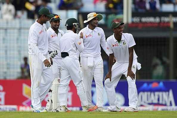 Bangladesh look to give their best in last Test