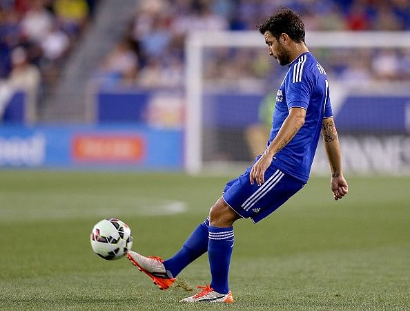 Cesc Fabregas confident Chelsea can compete with Barcelona for Champions League