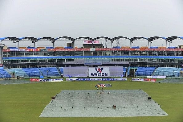 BAN v SA, 2nd Test: Play on Day 2 has been called off due to rain