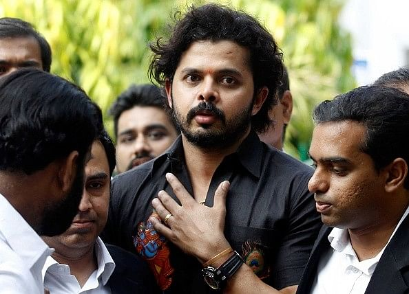 Sreesanth says that he contemplated suicide while in jail