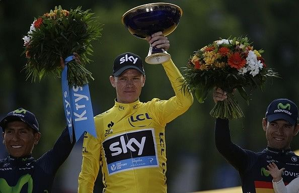 I will always respect the yellow jersey: Tour de France winner Chris Froome