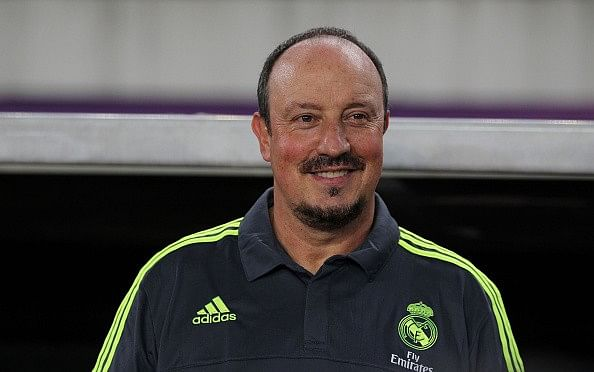 Rafa Benitez's wife jokes about him joining Real Madrid to clean Jose Mourinho's mess