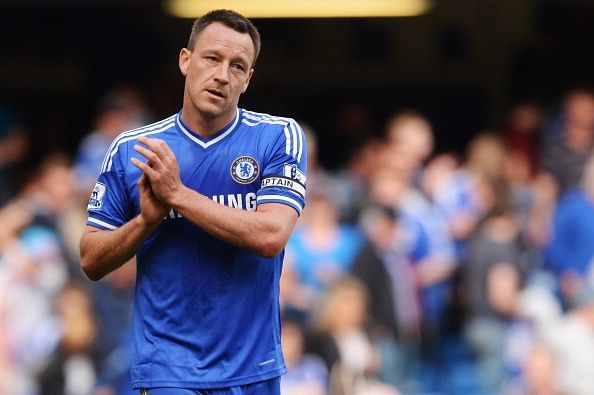 Chelsea skipper John Terry says he won't finish his career at another EPL club