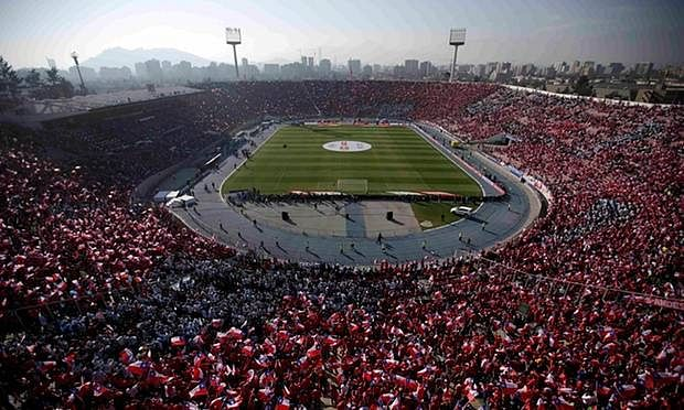 Chile - The madcap, exhilaratingly gung-ho Champions of South America rewrite the history books