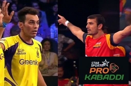 Star Sports Pro Kabaddi: India 7 vs World 7