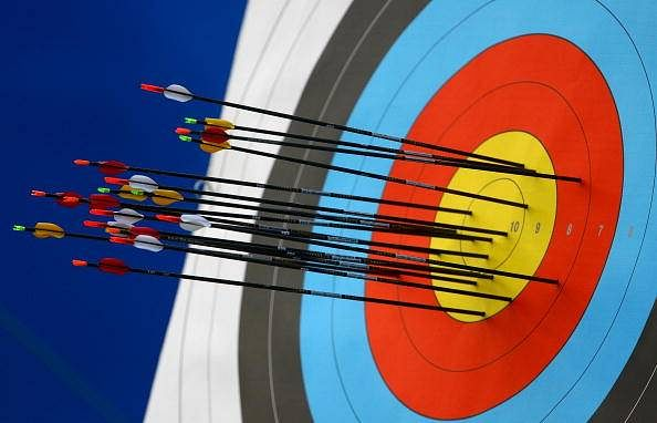 Indian archers miss game, forfeit match
