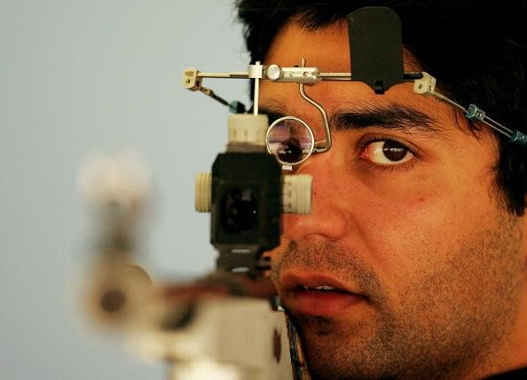 Abhinav Bindra gunning for an encore at Rio Olympics