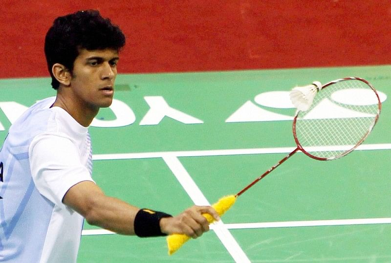 Ajay Jayaram moves into the second round of Russia Open with a commanding win
