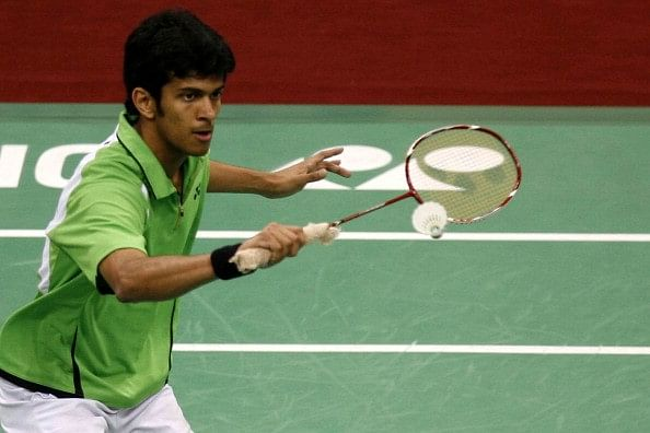 Ajay Jayaram moves into the semifinals of the Russian Open