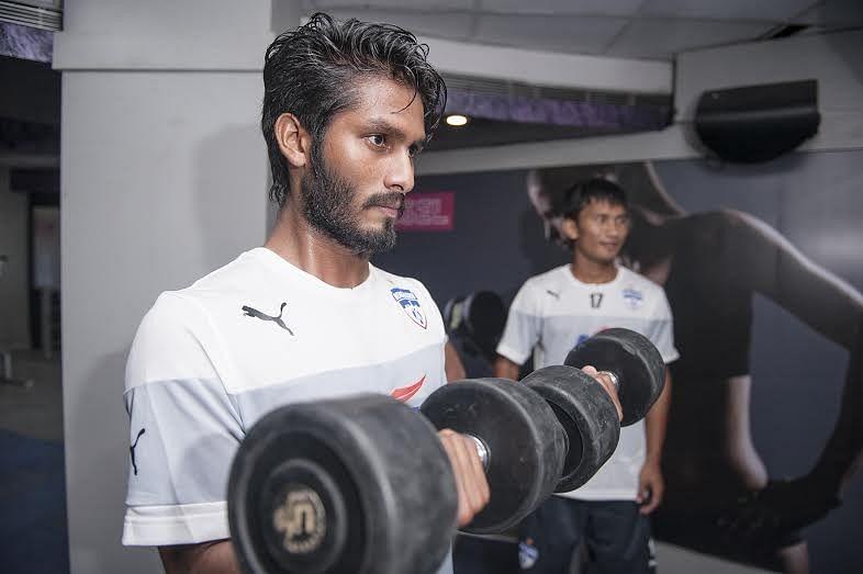 Bengaluru FC sign Dempo's Alwyn George