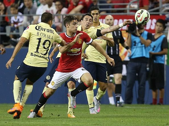 Which Manchester United youngster is a better fit for the number 10 role - Januzaj or Pereira?